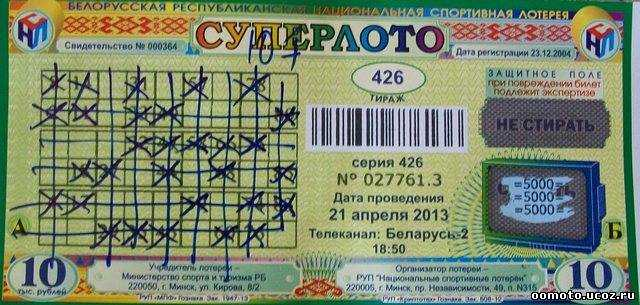 The magic of the lottery - how to set yourself up to win? | 1000rabota.ru