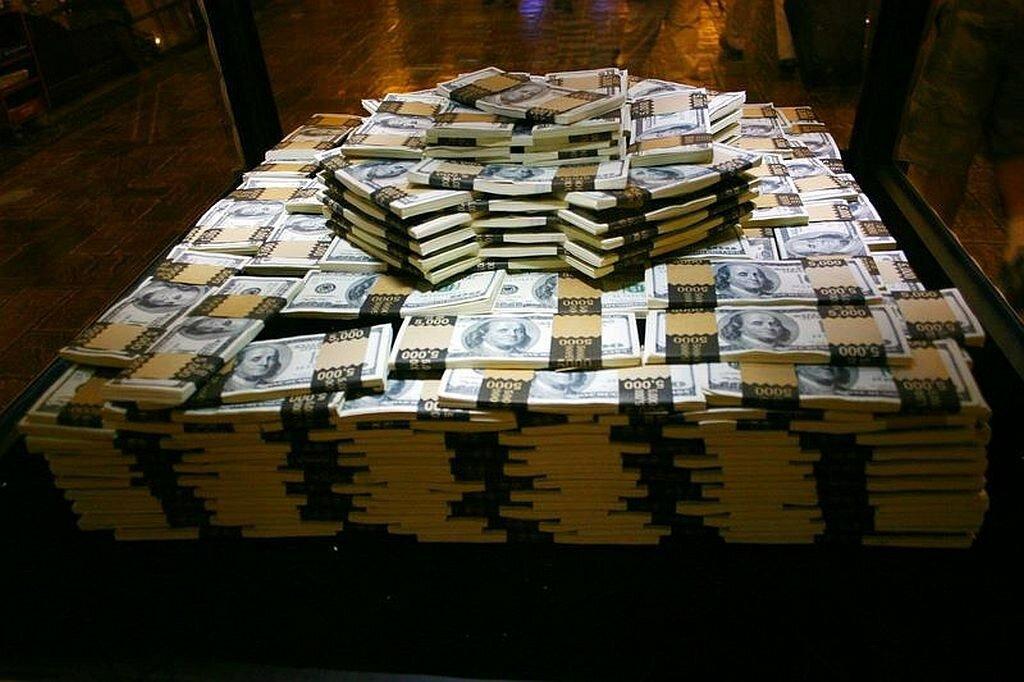 1000000000 dollars américains (USD) en roubles (frotter) pour aujourd'hui, combien vaut un milliard de dollars américains