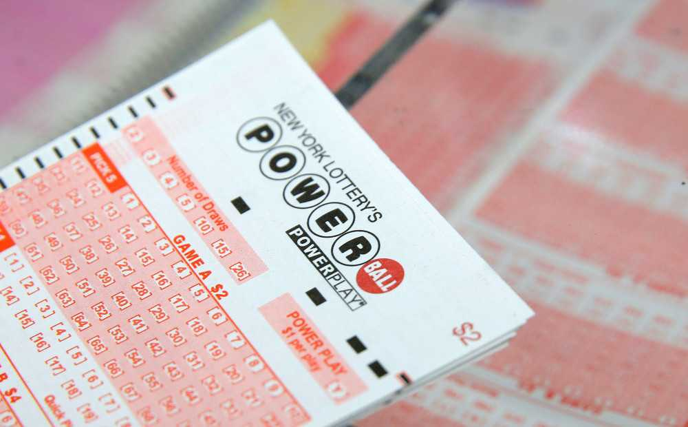 American powerball lottery - buying a ticket from russia