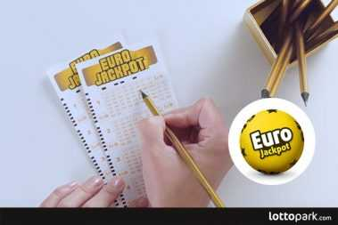 Eurojackpot draw results