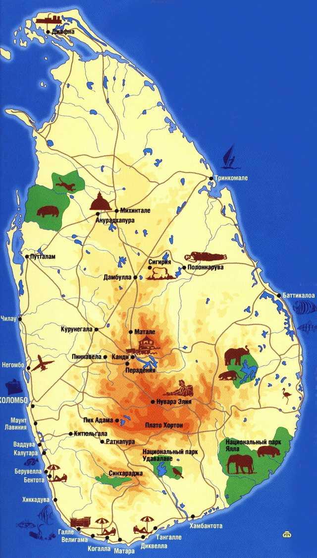 Halvat lennot Mumbai - Sri Lanka alkaen 6 774 ruplaa aviasales.ru-sivustolla