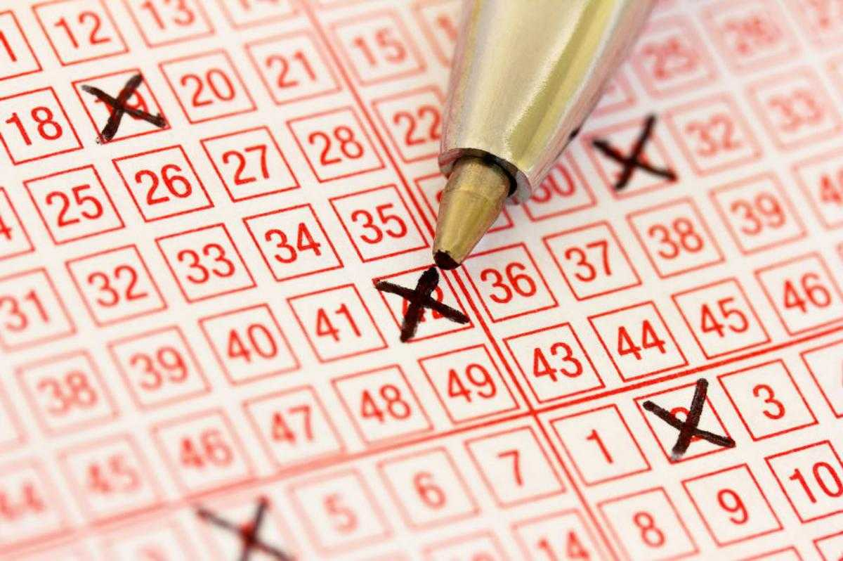Conspiracy to win big in the lottery