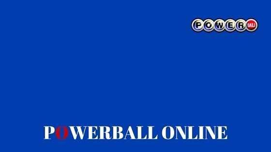 Loto powerball online | tickets para la loteria powerball