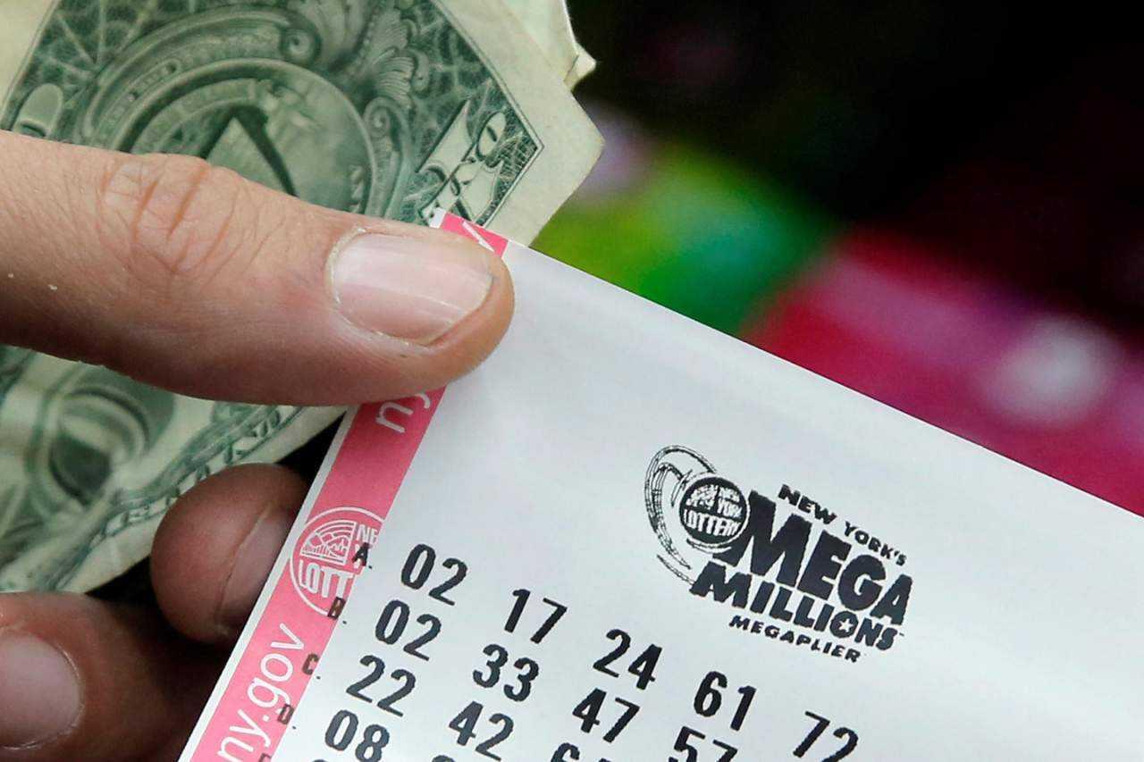 Mega million lotteri