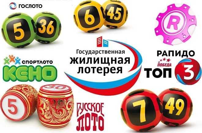 Sådan vinder du russisk lotto