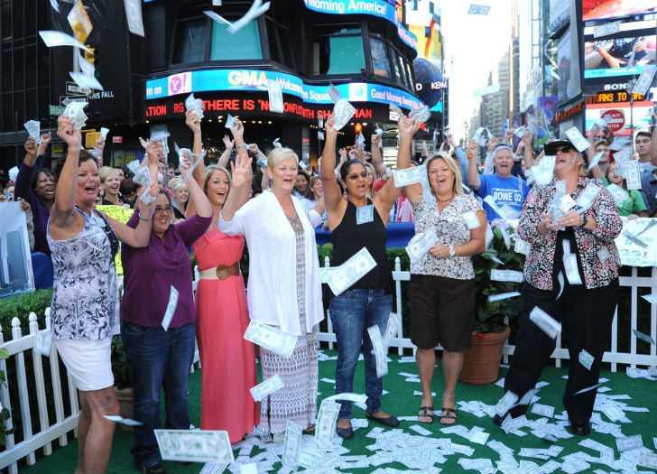 Самые удачливые лотерейные синдикаты