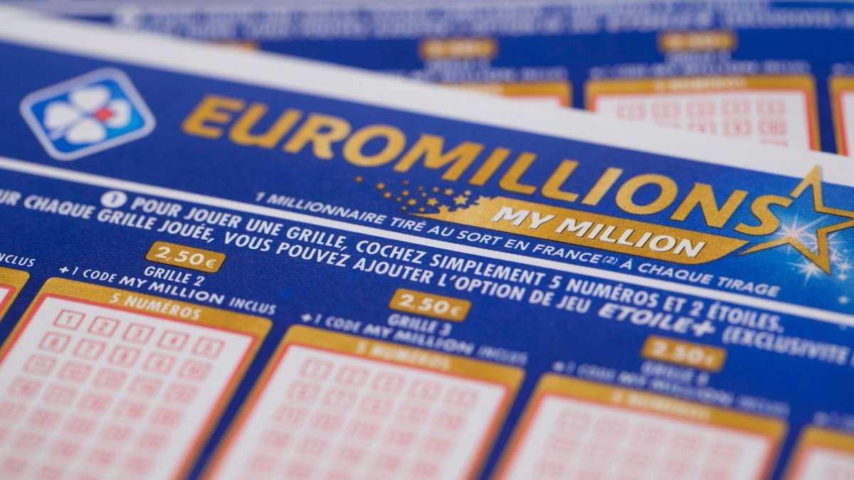 Wyniki loterii EuroMillions | krążenie: 1330 | 19 czerwiec 2020