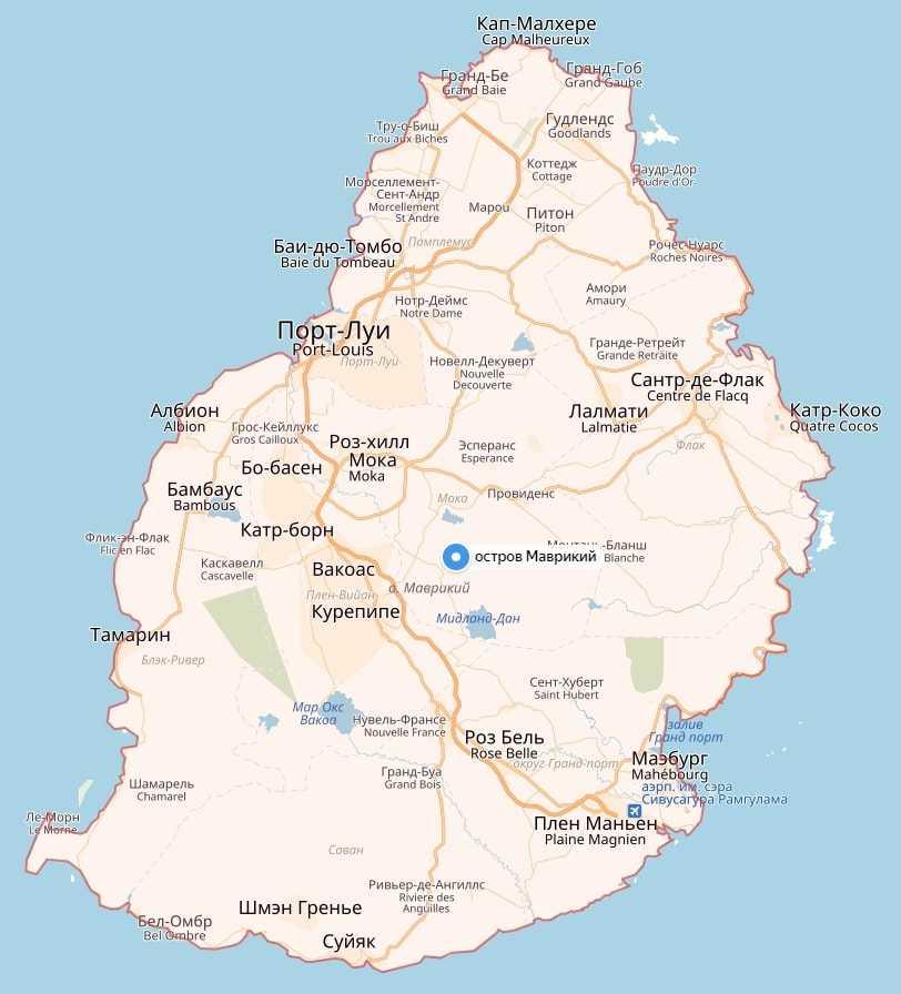 Mauritius kaikille