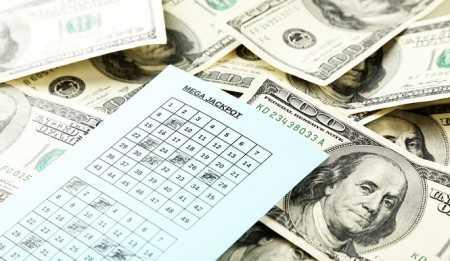 Налог на выигрыш в лотерею