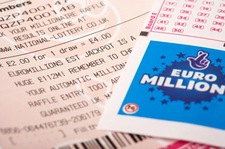 Euromillions results for tuesday 29th december 2015 - draw 863