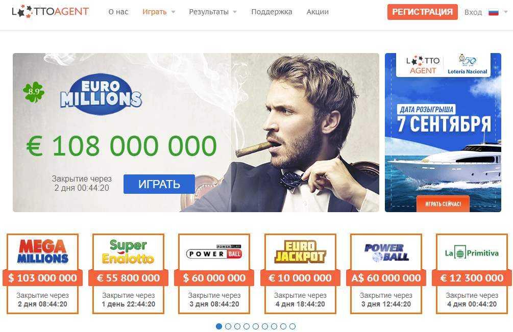 Amerikanske lotterier for russere. hvordan spille? | seiv.io