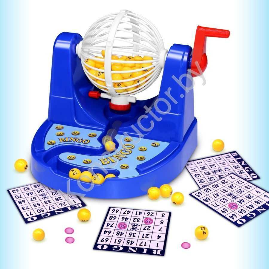 Bingo (bingo) play online for free and without registration