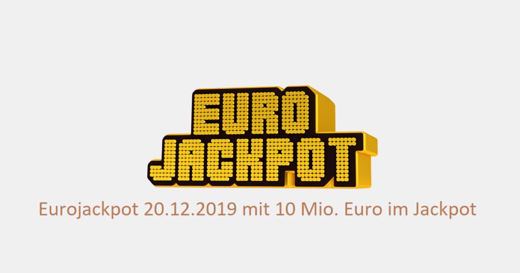 Eurojackpot lotterie zahlen | lottomania