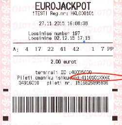 العب Eurojackpot عبر الإنترنت اليوم - eurojackpot على الإنترنت