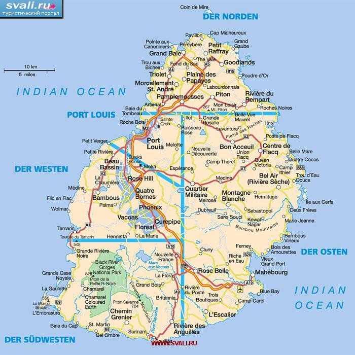 Lennot Mauritiukseen