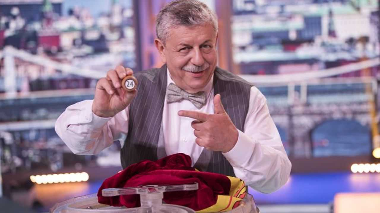 Russisches Lotto - Allrussische offizielle Lotterie