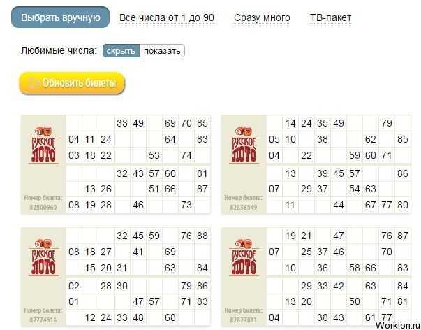 Как зарегистрироваться на столото, регистрация на официальном сайте www.stoloto.ru