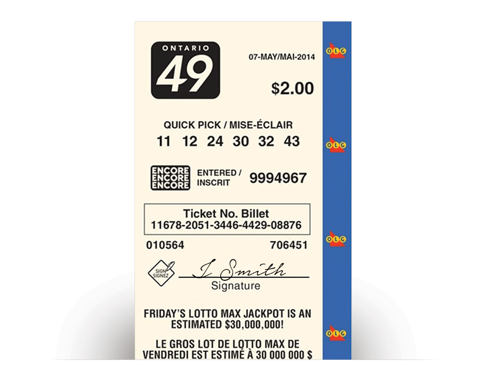 Ontario 49 canada | big lottos