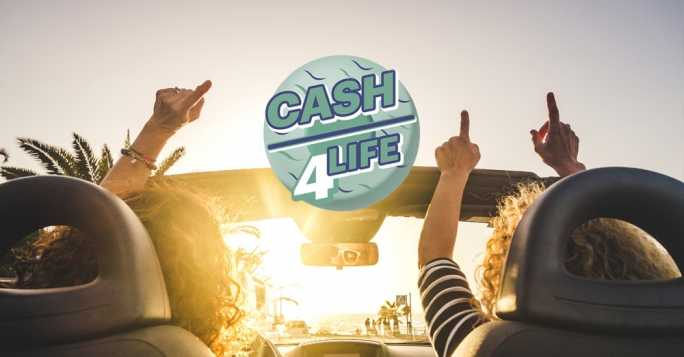 Cash4life nel New Jersey (nj) risultati della lotteria & dettagli del gioco