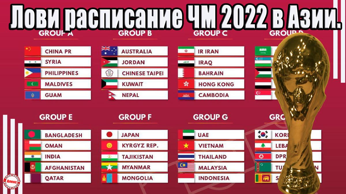 Катар live-результаты, расписание, завершенные матчи - футбол, азия