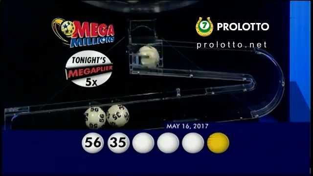 Mega milhões de loteria