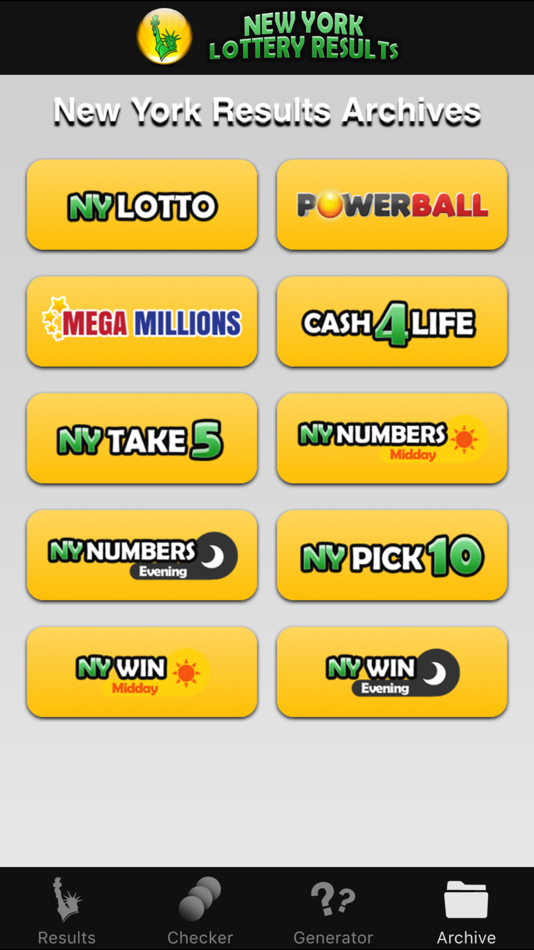 Lottery definition