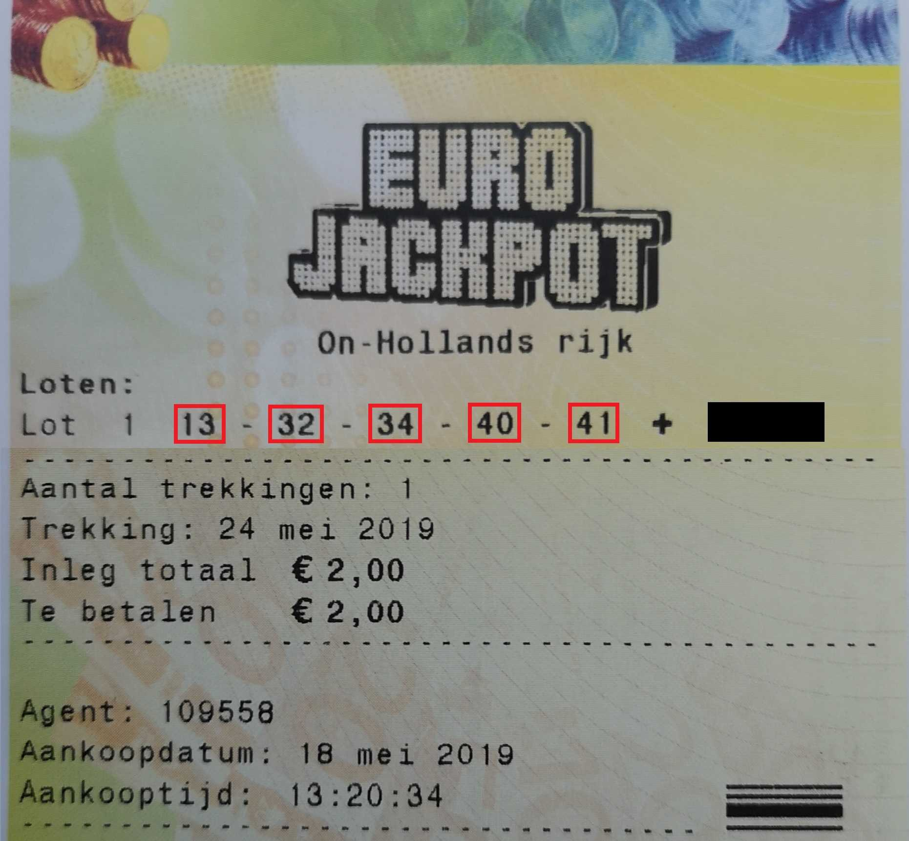 Eurojackpot: latest results and online play
