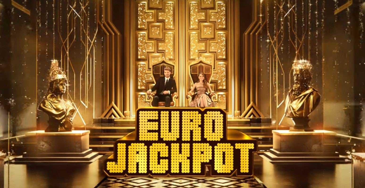 Gioca a Eurojackpot online oggi - eurojackpot online