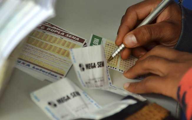 Lotteri mega sena