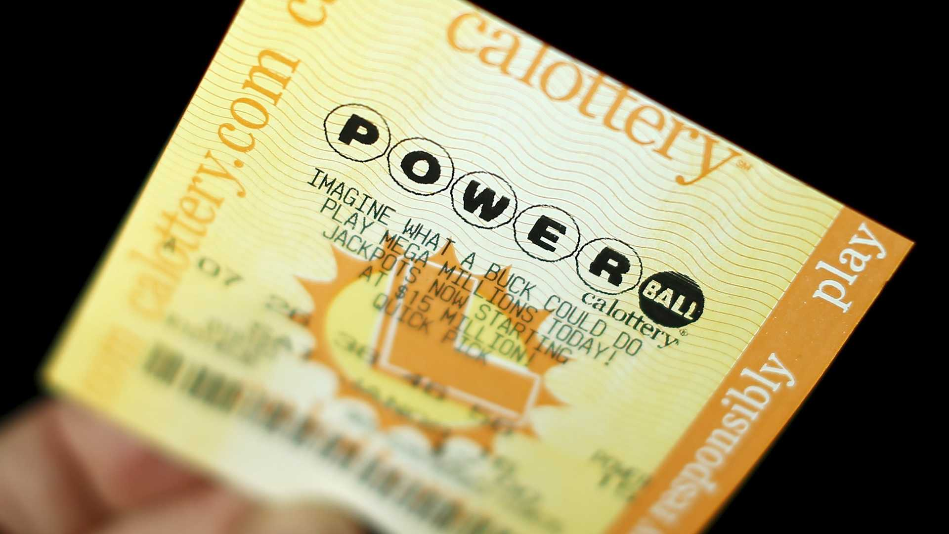 Australijskie lotto Powerball