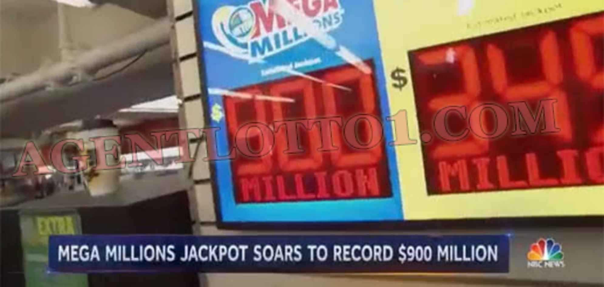 Mega millionsprizes