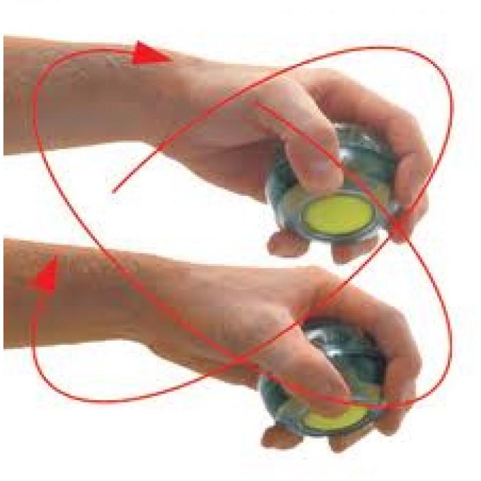 Повер болл как пользоваться. наши руки не для скуки: кистевой тренажер powerball