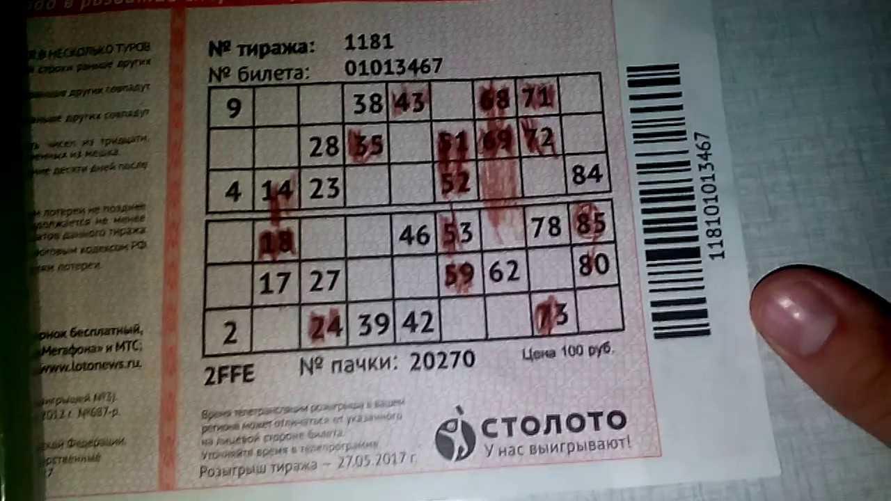 Как играть в лотереи через интернет - informasjon om, hvordan du spiller lotto online