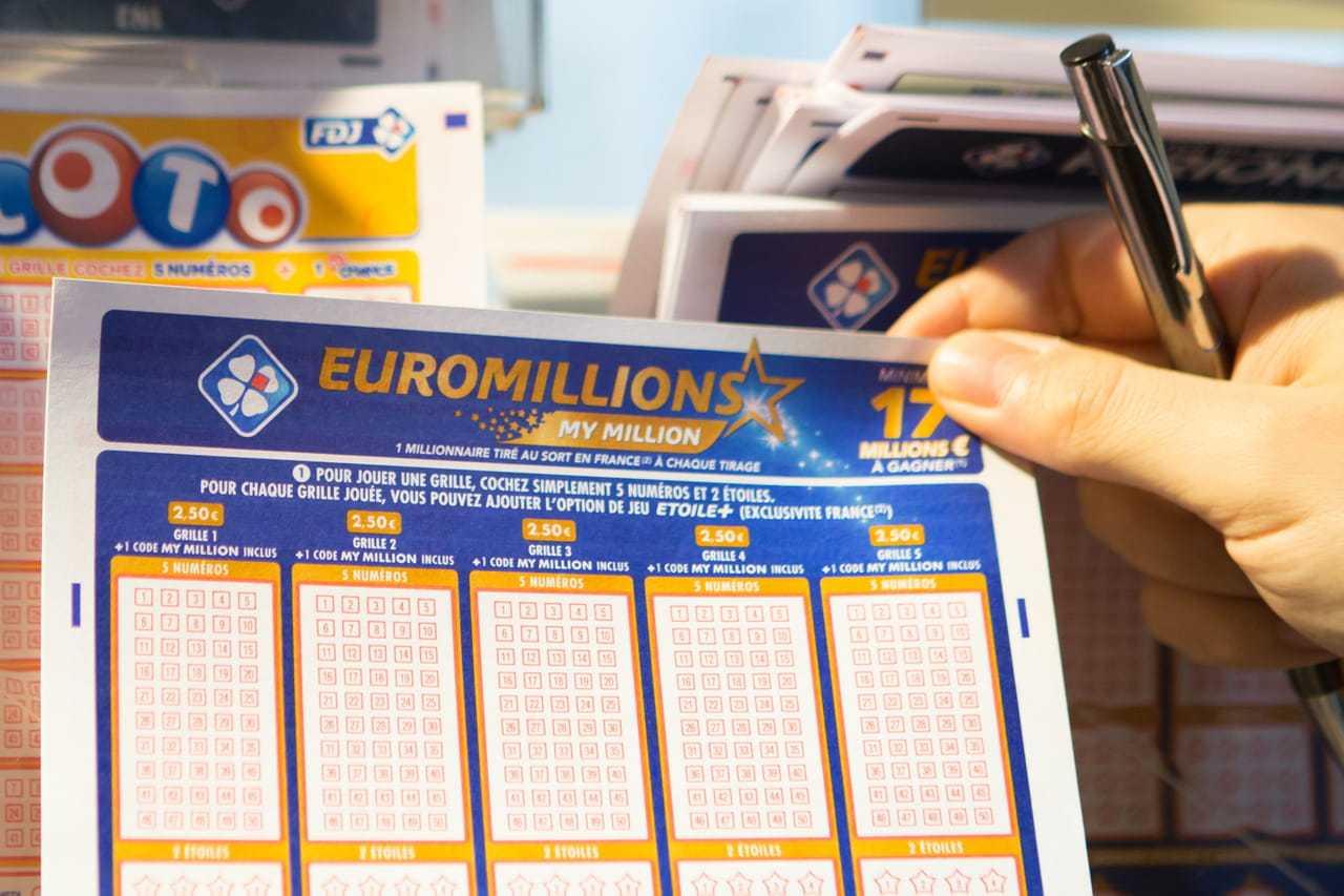 สถิติ Euromillions