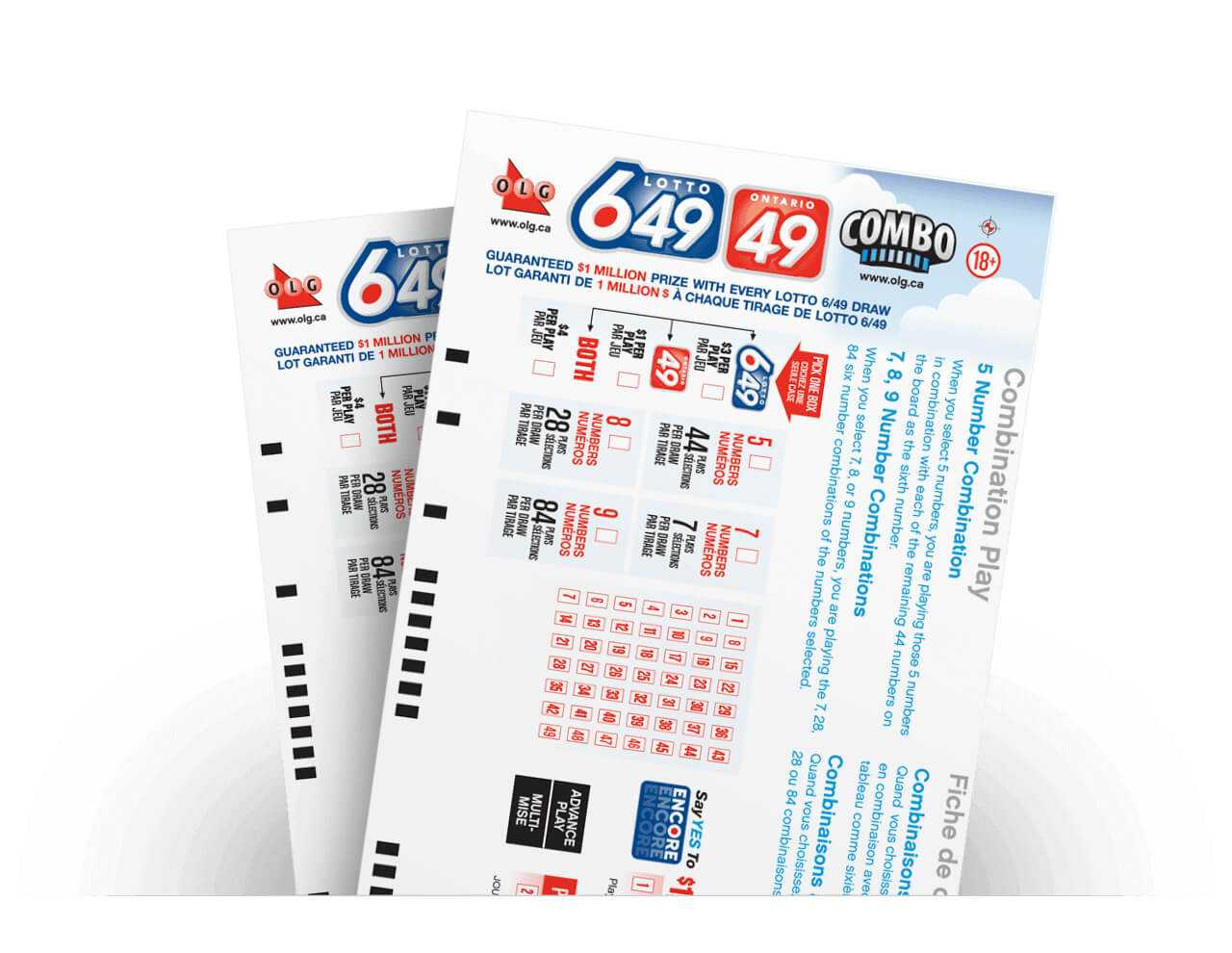 Kanada Ontario 49 strategie wygrywania na loterii