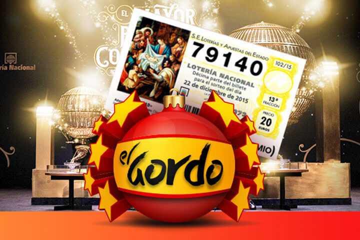 Nytårs lotteri i Spanien. Fed. video