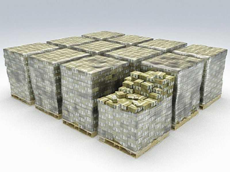 1000000000 amerikanske dollar til rubler