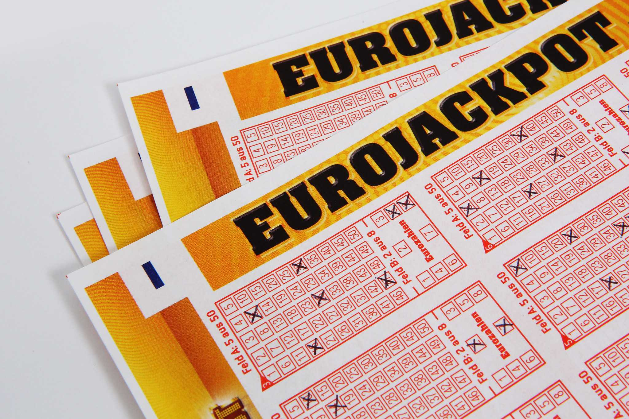 Eurojackpot: latest results & play online