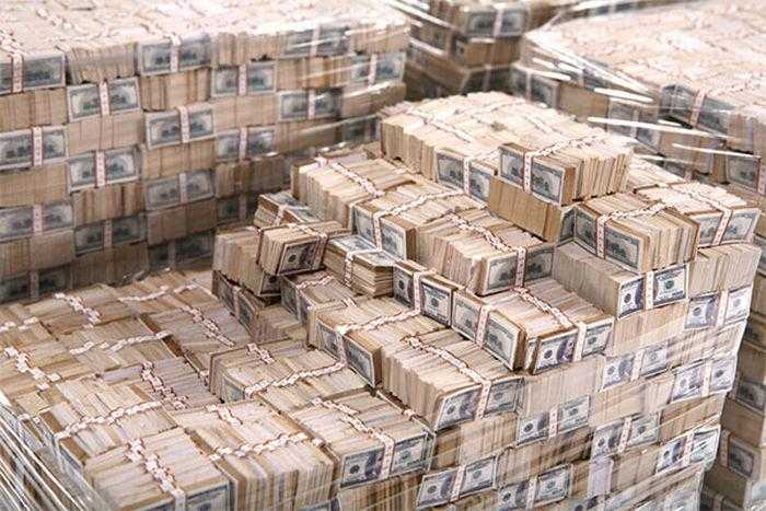 1500000 dollars (USD) en roubles (frotter) pour aujourd'hui, combien coûte 1500000 1 dollar américain en roubles russes