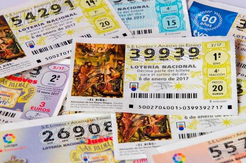 Spanish lottery bestsellers | big lottos