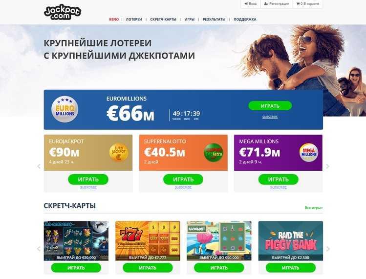 Amerikanske lotterier: billetpriser, cirkulationer, regler, salgssteder