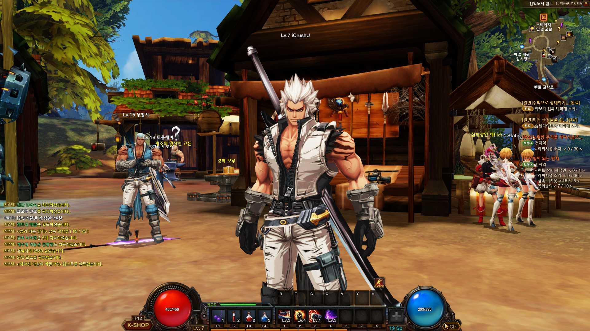 Каталог онлайн игр