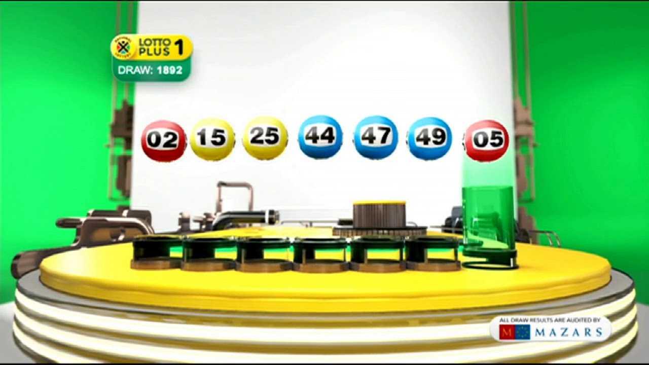 Sorteo de lotería - Transmisión en vivo de los resultados del sorteo de lotería