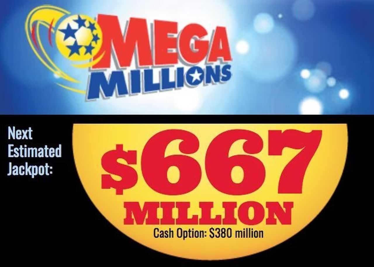 Lotteri jackpot poster