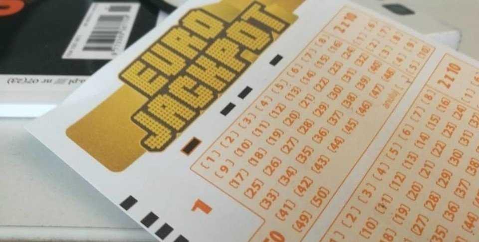 Evropská loterie Eurojackpot