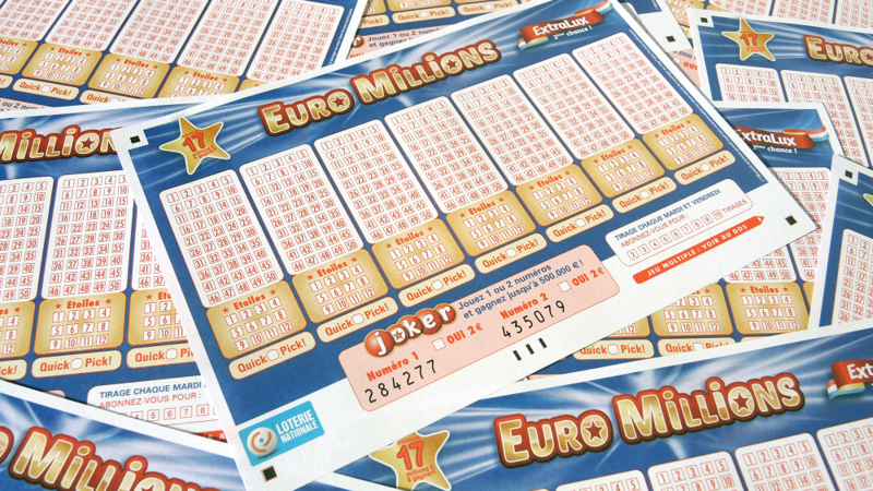 Lotteria europea dell'Eurojackpot