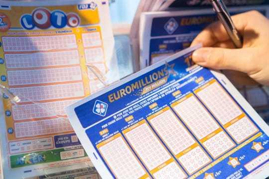 Euromillions - offisielle resultater og inntjeningsrapport fra Euromillion !
