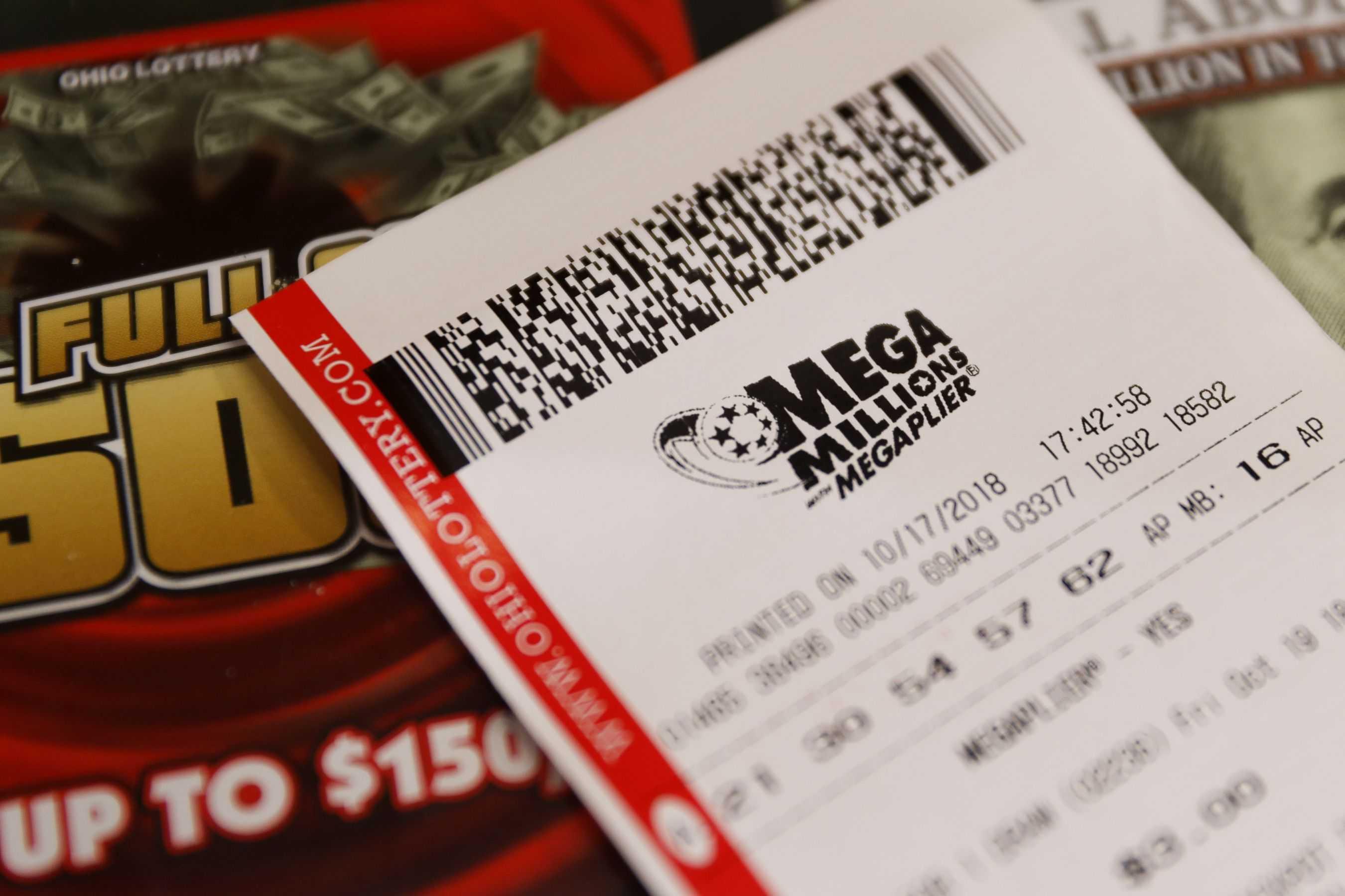 Lotteri mega millioner - regler, chancer for at vinde, resultater + instruktion hvordan man spiller fra Rusland