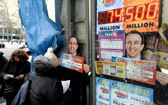 """Archiver le loto """"powerball"""" pour 2006 an"""
