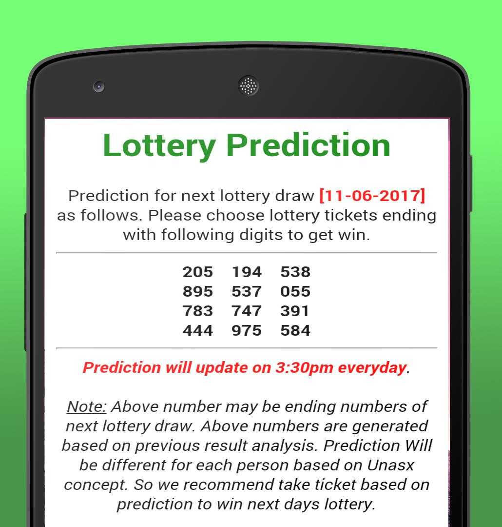 Lottery results | lottery post